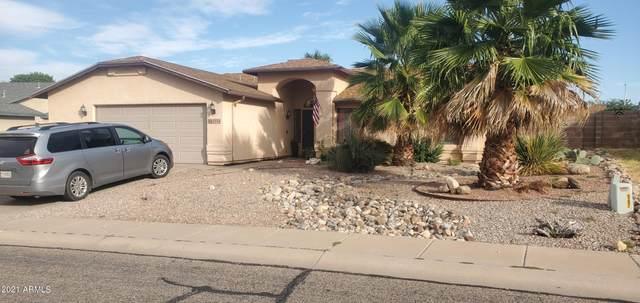 2884 S Sun Crest Drive, Sierra Vista, AZ 85650 (MLS #6297345) :: The Property Partners at eXp Realty
