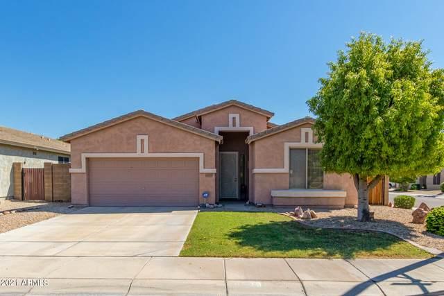 20509 N 94TH Lane, Peoria, AZ 85382 (MLS #6297347) :: The Riddle Group