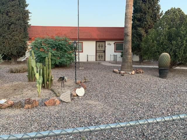 689 N Pinal Drive, Apache Junction, AZ 85120 (MLS #6297351) :: Elite Home Advisors