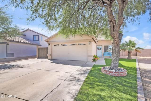 3918 N 105TH Lane, Avondale, AZ 85392 (MLS #6297353) :: Yost Realty Group at RE/MAX Casa Grande