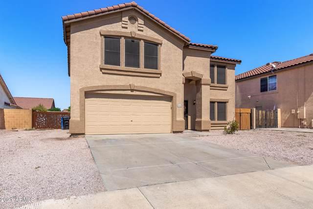 10640 E Bogart Avenue, Mesa, AZ 85208 (MLS #6297378) :: Balboa Realty
