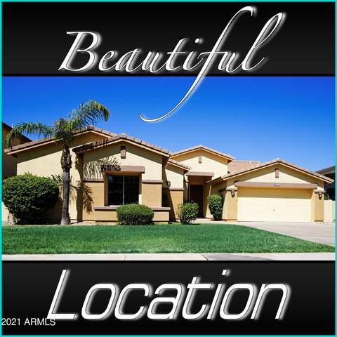 1210 E Kramer Circle, Mesa, AZ 85203 (MLS #6297384) :: The C4 Group