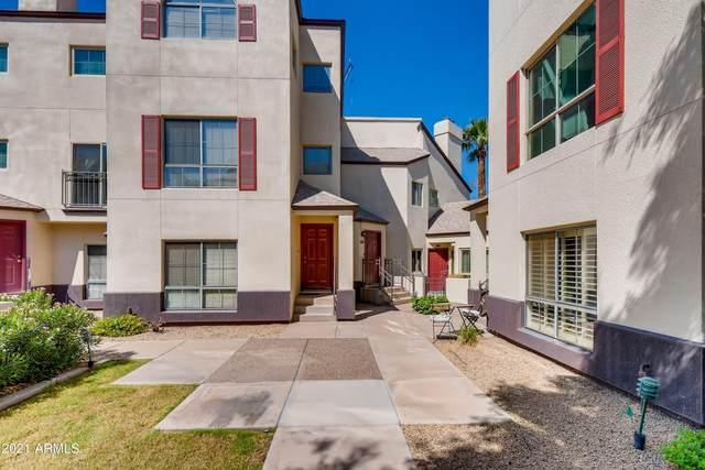 100 E Fillmore Street #219, Phoenix, AZ 85004 (MLS #6297395) :: Elite Home Advisors