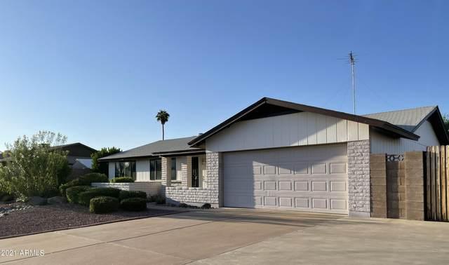 4902 W Larkspur Drive, Glendale, AZ 85304 (MLS #6297403) :: The Riddle Group