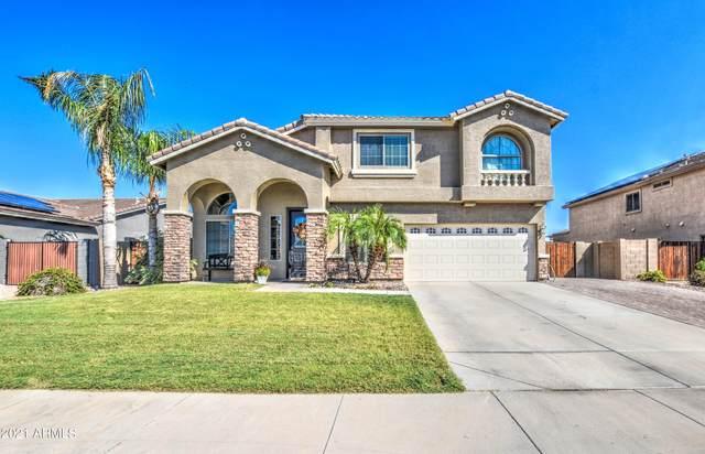 11354 E Starfire Circle, Mesa, AZ 85212 (MLS #6297417) :: Balboa Realty