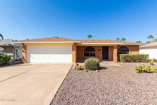 8162 E Kiva Avenue, Mesa, AZ 85209 (MLS #6297419) :: The Riddle Group
