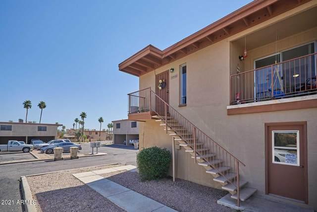 14416 N Boxwood Lane D, Fountain Hills, AZ 85268 (MLS #6297427) :: Yost Realty Group at RE/MAX Casa Grande