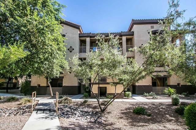 10136 E Southern Avenue #2116, Mesa, AZ 85209 (MLS #6297438) :: The Riddle Group