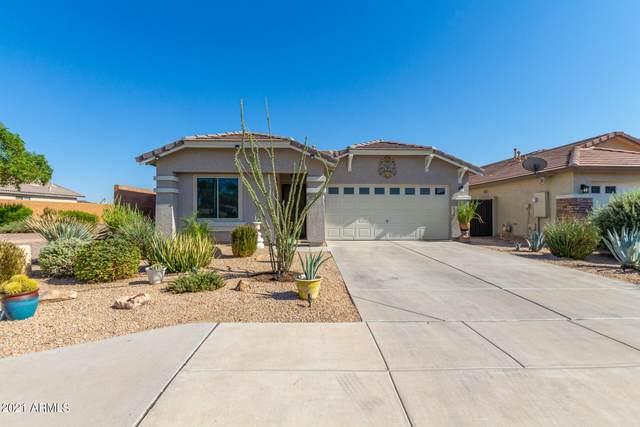 6805 W Desert Lane, Laveen, AZ 85339 (MLS #6297441) :: West USA Realty