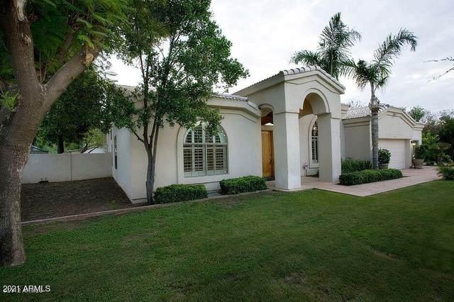 721 E Circle Road, Phoenix, AZ 85020 (MLS #6297442) :: Executive Realty Advisors