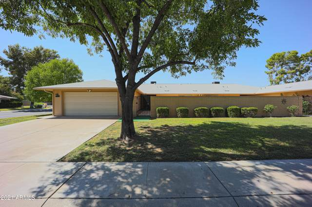 18834 N Lake Forest Drive, Sun City, AZ 85373 (MLS #6297444) :: Yost Realty Group at RE/MAX Casa Grande
