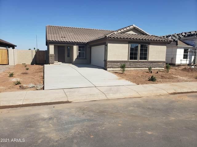820 S Parker Place, Casa Grande, AZ 85122 (MLS #6297464) :: Executive Realty Advisors
