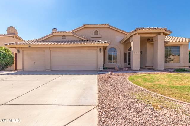 4344 N St Elias, Mesa, AZ 85215 (MLS #6297475) :: Executive Realty Advisors