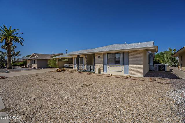 10826 W White Mountain Road, Sun City, AZ 85351 (MLS #6297476) :: The Riddle Group