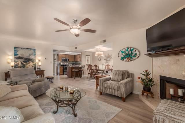 9125 E Purdue Avenue #122, Scottsdale, AZ 85258 (MLS #6297477) :: Jonny West Real Estate