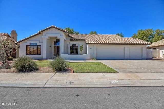 1342 N Los Feliz Drive, Chandler, AZ 85226 (MLS #6297479) :: The Riddle Group