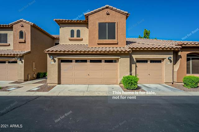 2600 E Springfield Place #75, Chandler, AZ 85286 (MLS #6297483) :: Klaus Team Real Estate Solutions