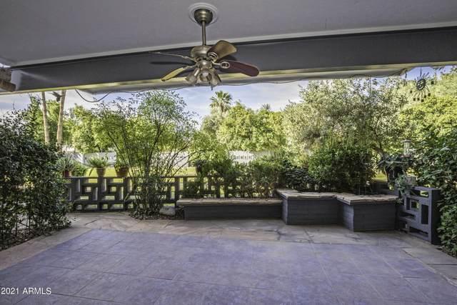 5150 N 20TH Street #106, Phoenix, AZ 85016 (MLS #6297501) :: My Home Group