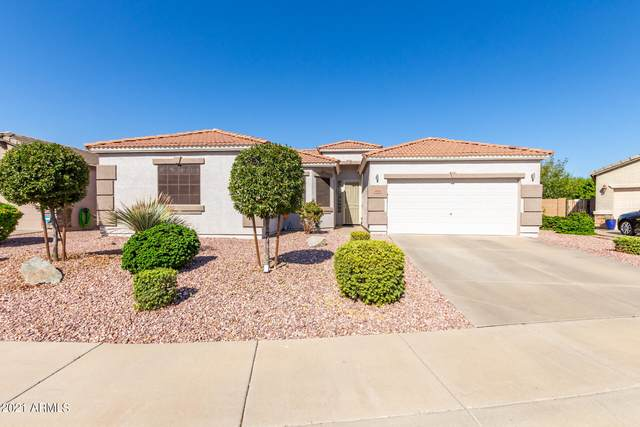 14324 N 174TH Lane, Surprise, AZ 85388 (MLS #6297502) :: The Riddle Group
