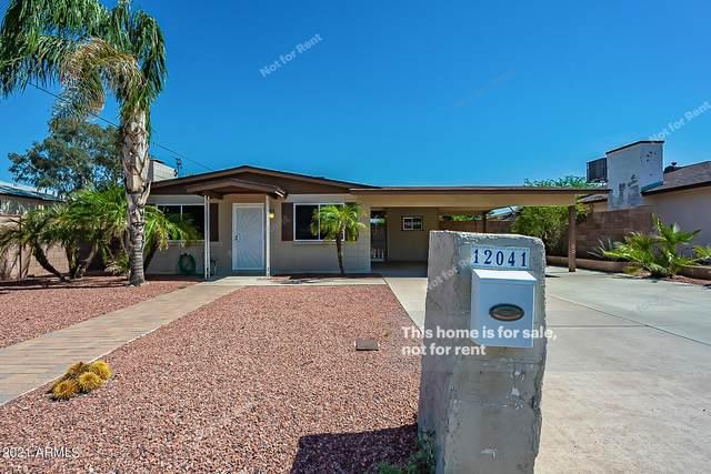 12041 N 23RD Street, Phoenix, AZ 85028 (MLS #6297503) :: The Riddle Group