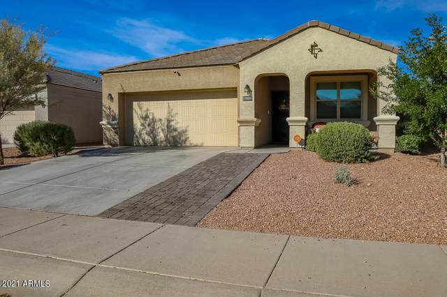 29814 W Brindley Avenue, Buckeye, AZ 85396 (MLS #6297510) :: The Daniel Montez Real Estate Group