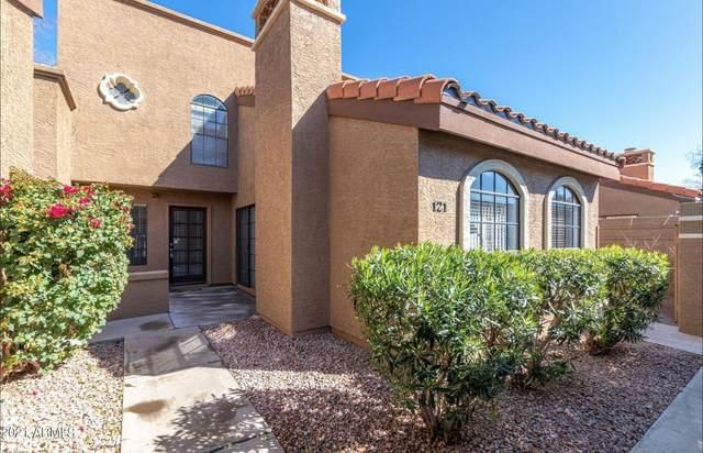 6945 E Cochise Road #121, Paradise Valley, AZ 85253 (MLS #6297523) :: Yost Realty Group at RE/MAX Casa Grande