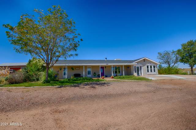 1468 Skyline Drive, Snowflake, AZ 85937 (MLS #6297524) :: Power Realty Group Model Home Center