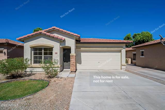 5210 W Desert Hills Drive, Glendale, AZ 85304 (MLS #6297525) :: Elite Home Advisors