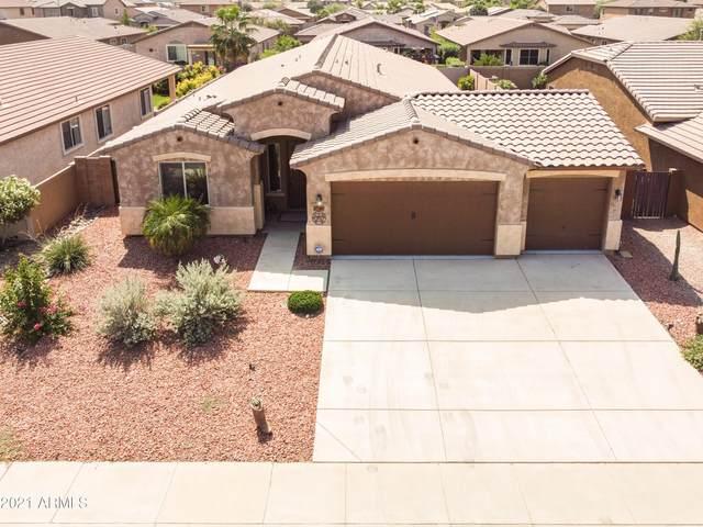 37789 W Olivo Street, Maricopa, AZ 85138 (MLS #6297532) :: CANAM Realty Group