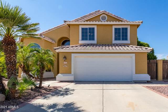 20374 N 53RD Avenue, Glendale, AZ 85308 (MLS #6297534) :: Executive Realty Advisors