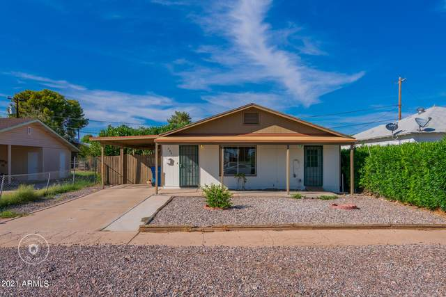 504 E Roosevelt Avenue, Buckeye, AZ 85326 (MLS #6297546) :: The Riddle Group
