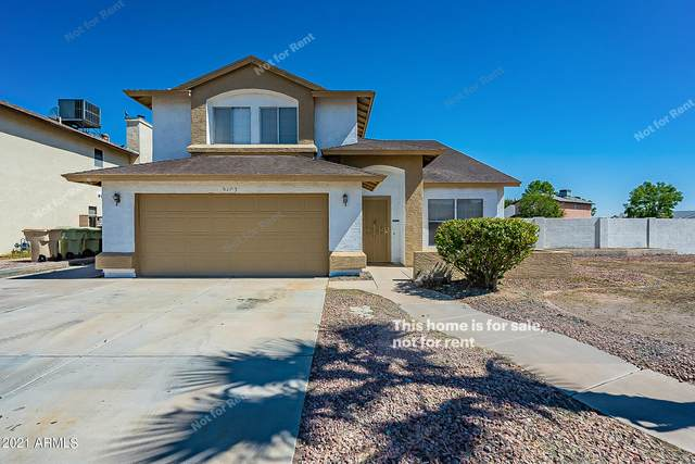 6273 N 90TH Drive, Glendale, AZ 85305 (MLS #6297551) :: Yost Realty Group at RE/MAX Casa Grande