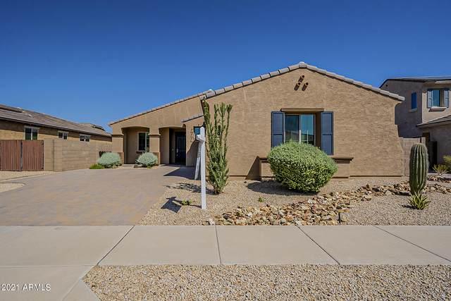 14348 W Desert Flower Drive, Goodyear, AZ 85395 (MLS #6297555) :: The Riddle Group