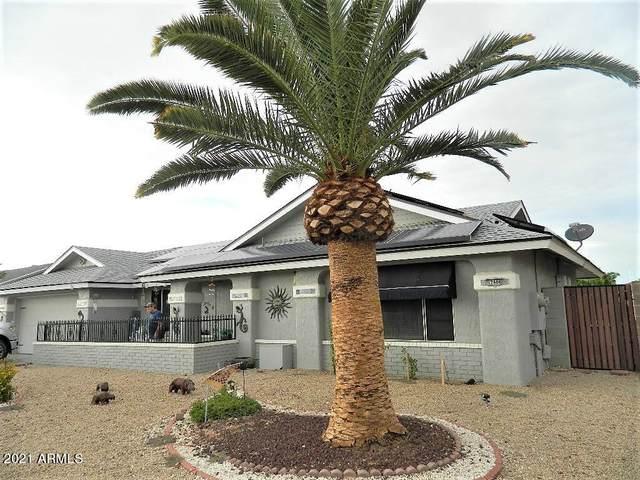 12606 W Wildwood Drive, Sun City West, AZ 85375 (MLS #6297564) :: The Bole Group | eXp Realty