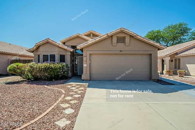 6189 W Pontiac Drive, Glendale, AZ 85308 (MLS #6297567) :: West USA Realty