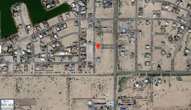 15949 S Yava Road, Arizona City, AZ 85123 (MLS #6297572) :: CANAM Realty Group