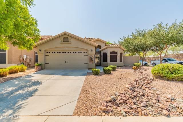 16659 W Ironwood Street, Surprise, AZ 85388 (MLS #6297575) :: The Riddle Group