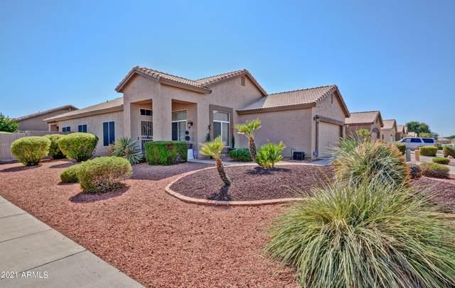 9007 W Sierra Pinta Drive, Peoria, AZ 85382 (MLS #6297576) :: Klaus Team Real Estate Solutions