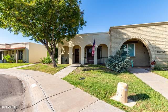 8338 E Keim Drive, Scottsdale, AZ 85250 (MLS #6297584) :: The Riddle Group