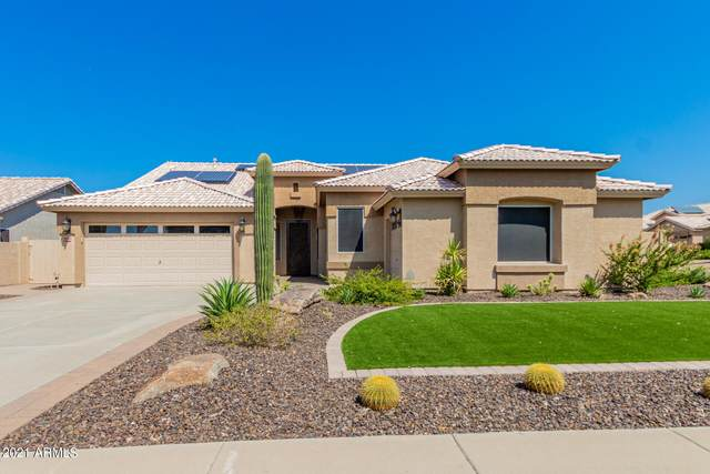 6936 W El Cortez Place, Peoria, AZ 85383 (MLS #6297589) :: CANAM Realty Group