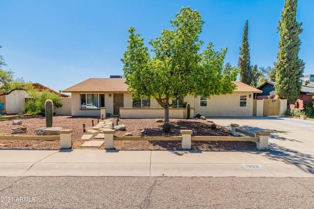 1609 W Kerry Lane, Phoenix, AZ 85027 (MLS #6297592) :: Executive Realty Advisors