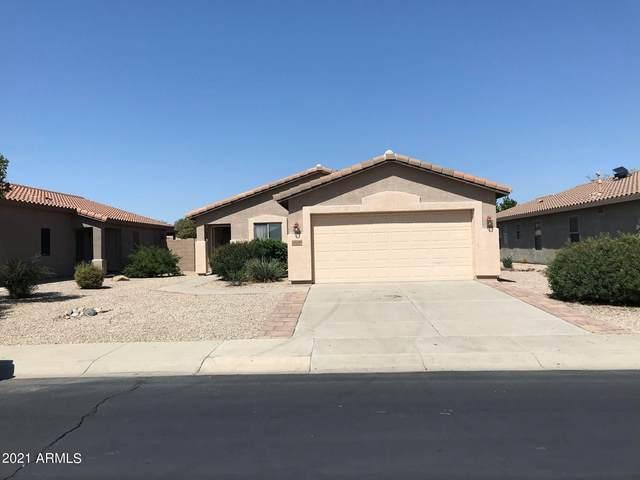 42288 W Hall Drive, Maricopa, AZ 85138 (MLS #6297604) :: The Riddle Group