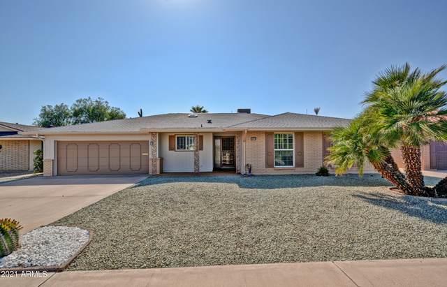 10518 W Prairie Hills Circle, Sun City, AZ 85351 (MLS #6297611) :: Executive Realty Advisors