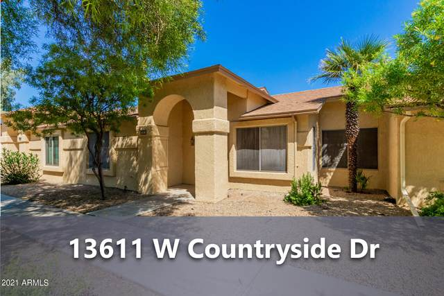 13611 W Countryside Drive, Sun City West, AZ 85375 (MLS #6297612) :: D & R Realty LLC