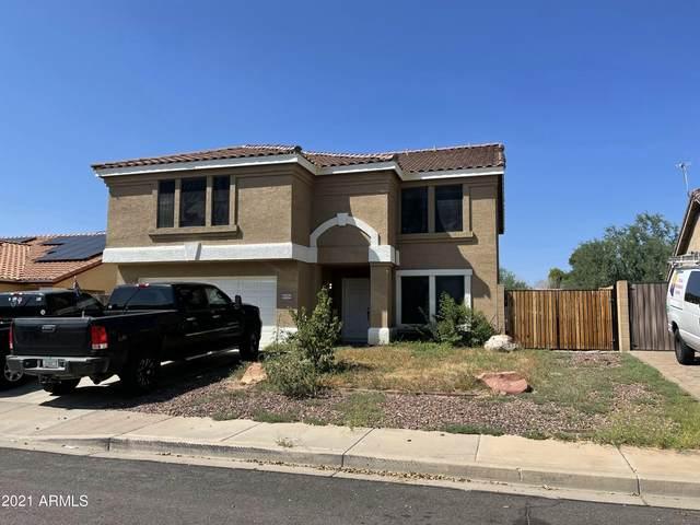 10704 E Bramble Avenue, Mesa, AZ 85208 (MLS #6297617) :: The C4 Group