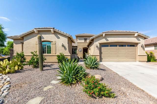 2434 E Tiffany Way, Gilbert, AZ 85298 (MLS #6297622) :: Conway Real Estate