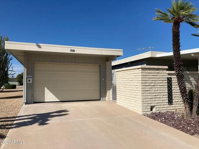 9704 W Teakwood Drive, Sun City, AZ 85351 (MLS #6297628) :: D & R Realty LLC