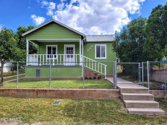 222 Hazzard Street, Bisbee, AZ 85603 (MLS #6297632) :: Keller Williams Realty Phoenix
