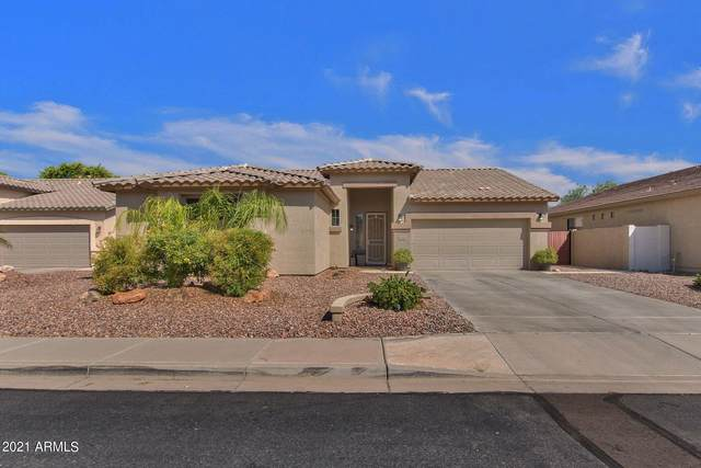 2084 E Oakland Street, Chandler, AZ 85225 (MLS #6297633) :: Klaus Team Real Estate Solutions