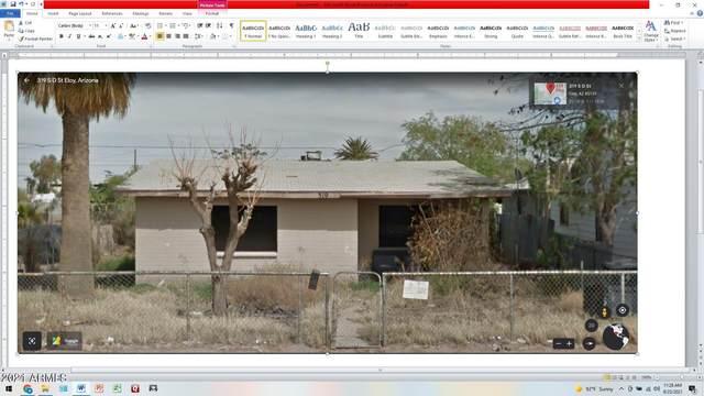 319 S D Street, Eloy, AZ 85131 (MLS #6297634) :: West Desert Group | HomeSmart